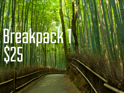 Breakpack 1: The 4-1 Progression