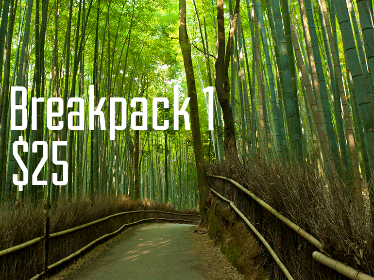 Breakpack 1: The 4 Chord