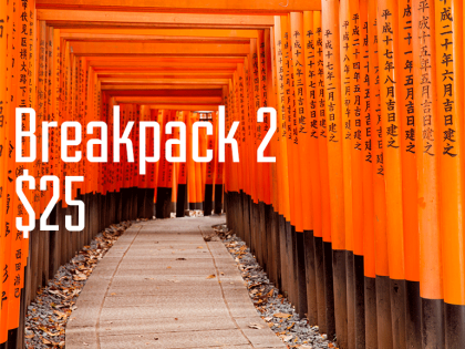Breakpack 2: Major Chords and Major Scales