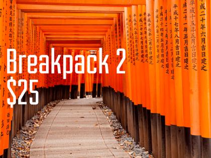 Breakpack 2: Major Chords and Major Scales