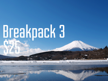 Breakpack 3: Making Mistakes and Improvisation