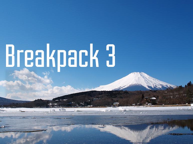 Breakpack 3