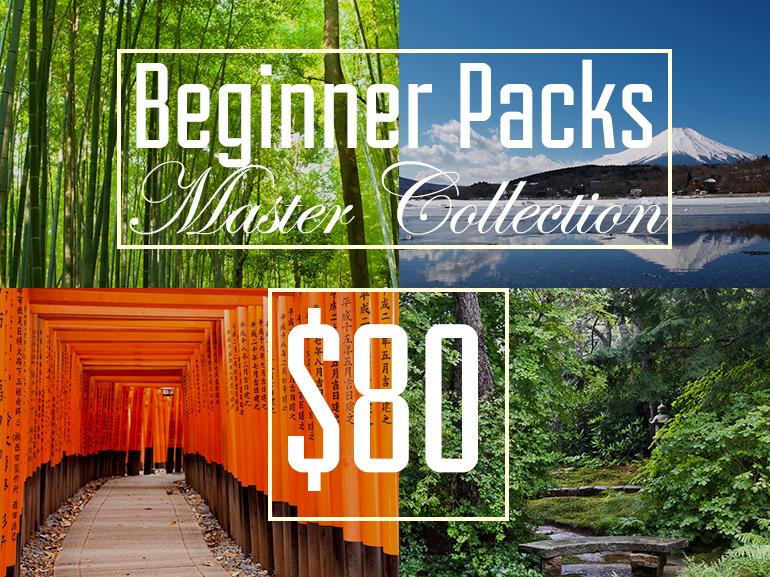 Beginner Packs Master Collection