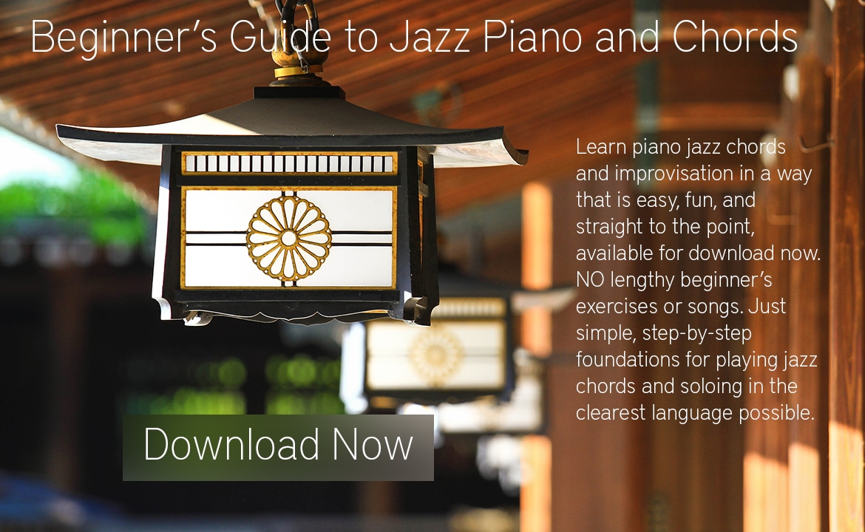 Jazz Piano PDF | Jazz Piano Lessons PDF | Jazz Piano Chord